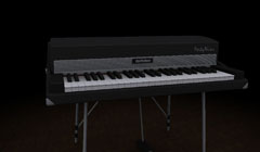 Electric Piano 3D